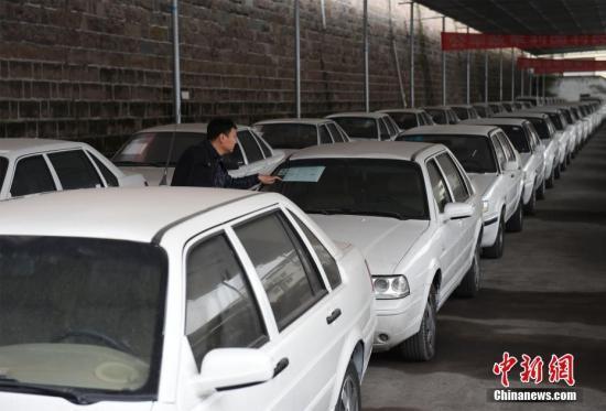 报告称中国二手车电商行业渗透率持续增加-产