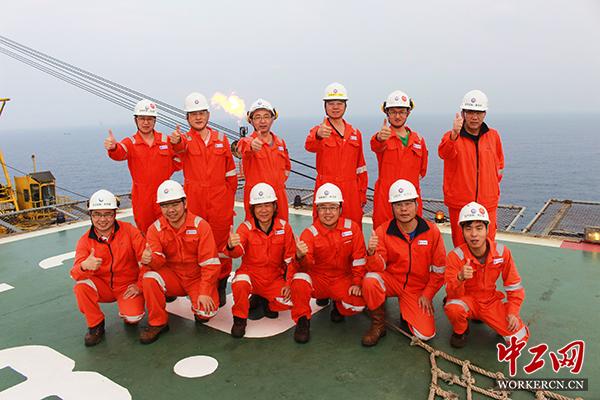 中国海油南海东部石油管理局惠州油田惠州19